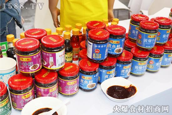 传播湘菜文化,成就一代名厨!【湖南辣之源】参展良之隆食材电商节!
