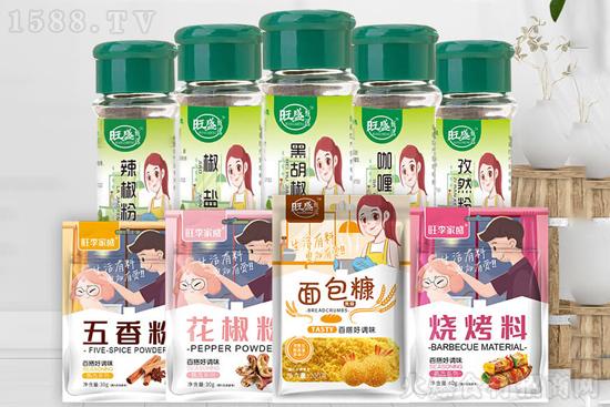 旺李家盛包子饺子料,浓郁鲜香,拌制馅料好伴侣!