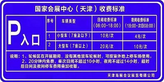 第105届全国糖酒会参展商车辆停车须知