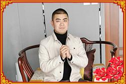 新春佳节到,【御香坊食品】蒋总祝大家:鼠年大吉,幸福开心,年年有福,岁岁平安!