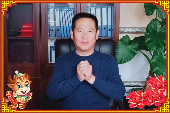 新春送祝福,【何信食品】何总祝大家在新的一年里:顺风顺水、财源茂盛,平安如意、幸福安康!