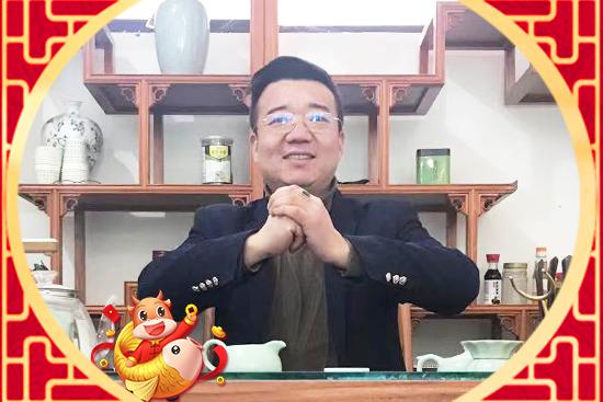 2021春节到,【鹏润芝农业】张总祝大家:身体健康,阖家欢乐!
