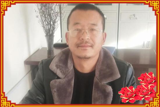 新年新气象,牛年更吉祥!【王龙食品】王经理祝大家新春快乐,幸福安康!