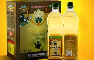 井岗绿宝山茶油
