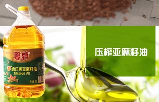 馨特亚麻籽油