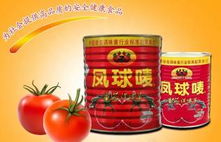 凤球唛番茄酱