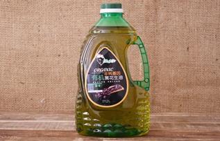 绿色芳山黑色花生油
