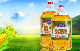 福达坊玉米油