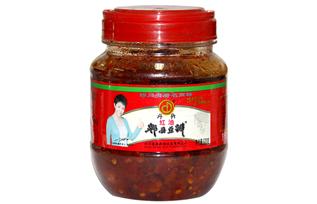 丹丹红油郫县豆瓣酱