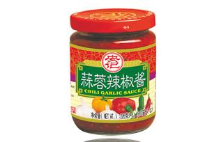 安记蒜蓉辣椒酱
