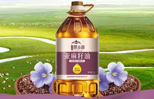 禾皓蒙乡源亚麻籽油
