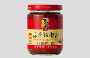 东古蒜蓉辣椒酱