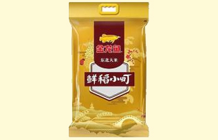 金龙鱼鲜稻小町大米