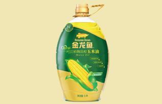 金龙鱼压榨植物甾醇玉米油