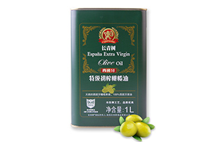 长青树特级初榨橄榄油
