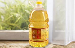 玉皇大豆油