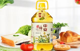 中安非转基因一级大豆油