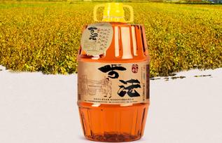 中安古法冷榨大豆油