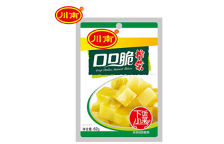 川南口口脆榨菜