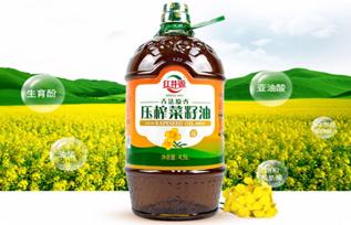 红井源古法原香压榨菜籽油