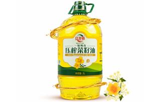 红井源一级纯香压榨菜籽油