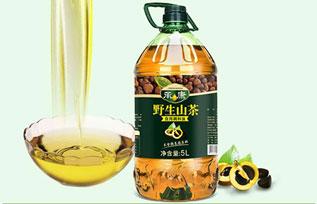 承康野生山茶油