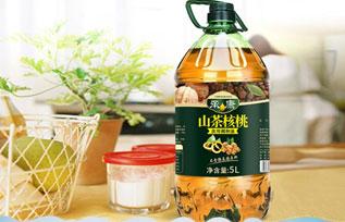 承康山茶核桃油
