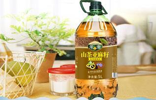 承康山茶亚麻籽油