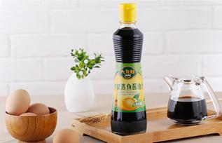 欣和六月鲜柠檬蒸鱼酱油汁