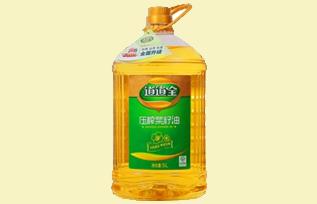 道道全压榨菜籽油