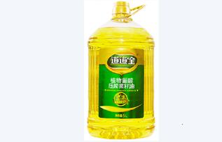 道道全植物甾醇压榨菜籽油