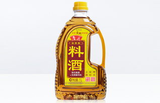 鲁花自然香料酒