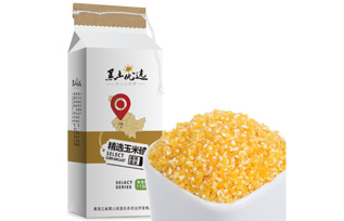 黑土优选精选玉米碴