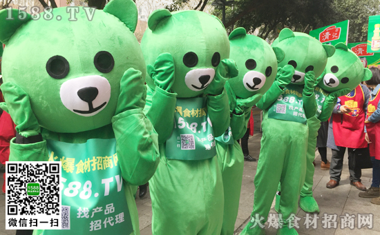 火爆食材网2019春糖玩转新花样!