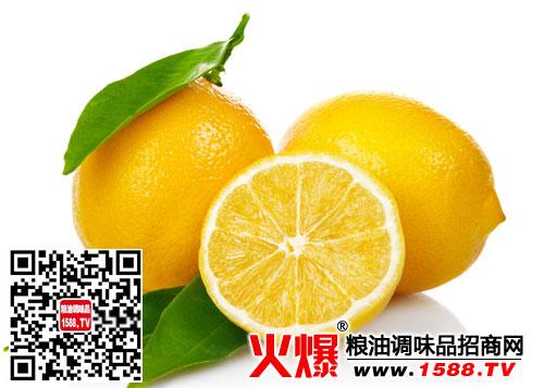 柠檬醋的制作方法