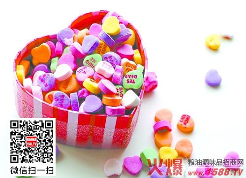 春节糖果包装设计